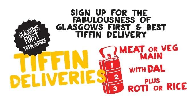 Babu Bombay Street Kitchen Tiffins are back!
