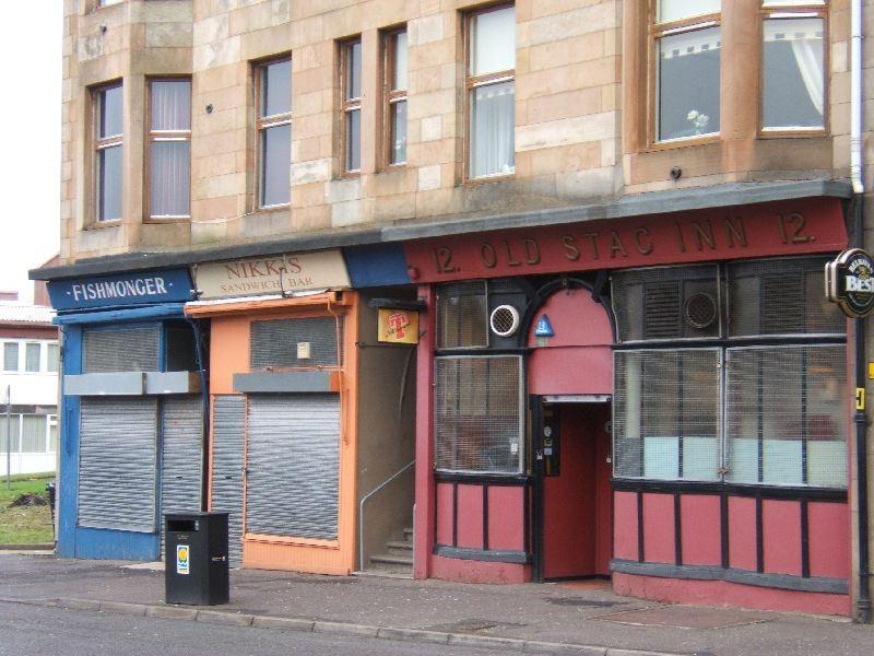 Old Stag Inn, 12 Greenview Street, Glasgow,