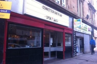 Dennistoun BBQ food and drink glasgow blog