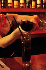 food and drink glasgow bacardi cuba libre