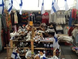 Glasgow Continental Market © Market Place Europe
