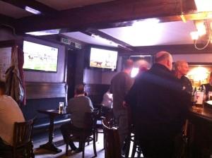 Inside Crow Tavern, Bishopbriggs.  © Food And Drink Glasgow