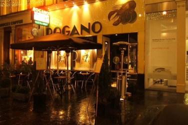 Rogano Glasgow Food and Drink Glasgow Blog