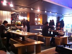 Inside Chukoku / Feast World Buffet, © Food and Drink Glasgow blog