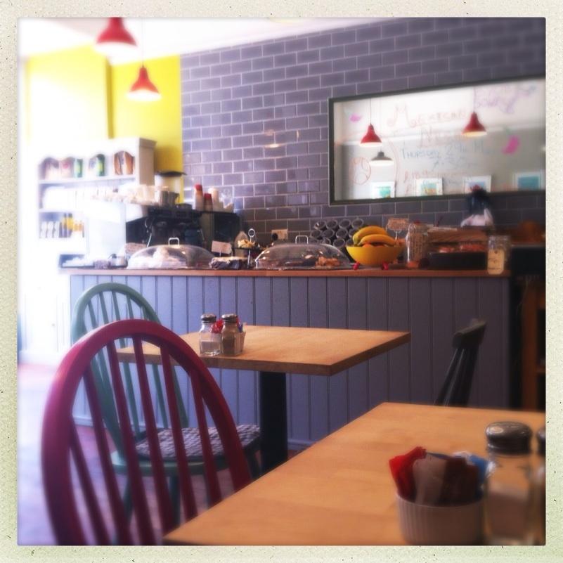 Gusto and relish Pollokshaws road GLASGOW cafe food and drink blog