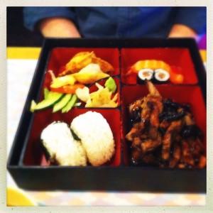 Ichiban Glasgow Japanese sushi food drink Glasgow food blog