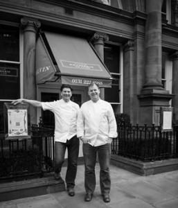 Galvin brasserie de luxe Edinburgh French bistro food and drink Glasgow blog