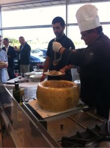 Valcomino italy Ferrari Maserati Edinburgh Glasgow food blog