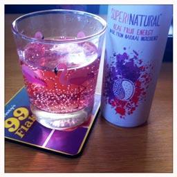 supernatural  energy drink