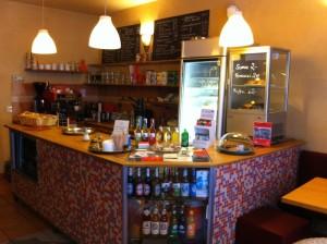 inside Cafe am Kamin, Berlin