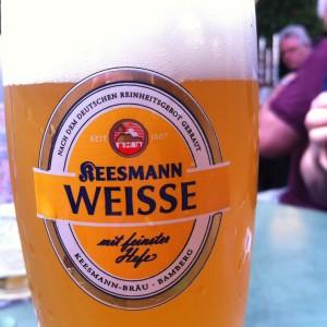 Keesman Brewery Weisse