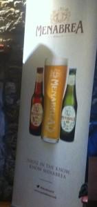 Menabrea Beer Branding