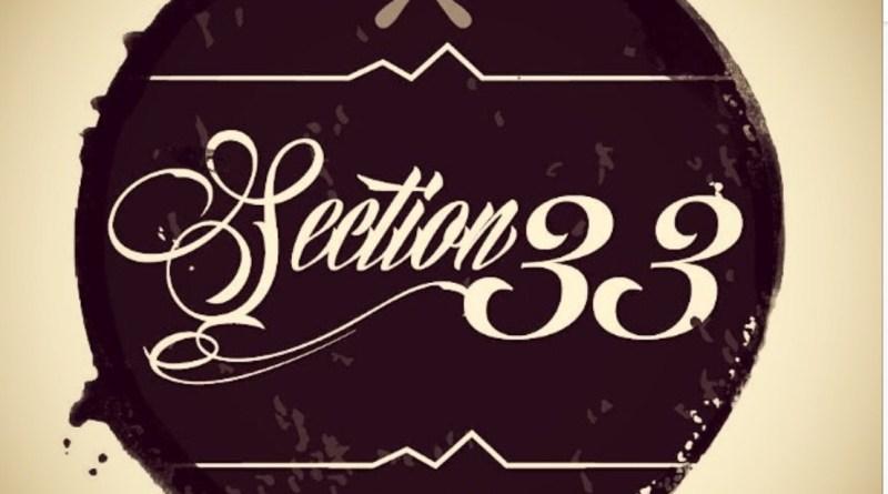 Section 33 pop up restaurant