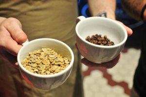 Gordon Street Coffee - pre-roasted beans