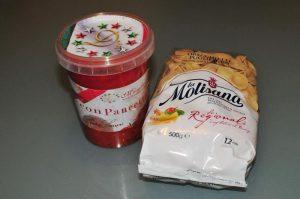 Di Mambros Deli - pancetta pasta sauce & Molisana pasta
