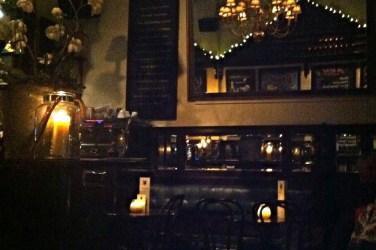 Vronis wine bar Glasgow