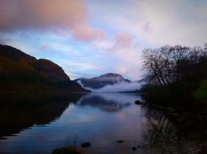 Scotland countryside scenery