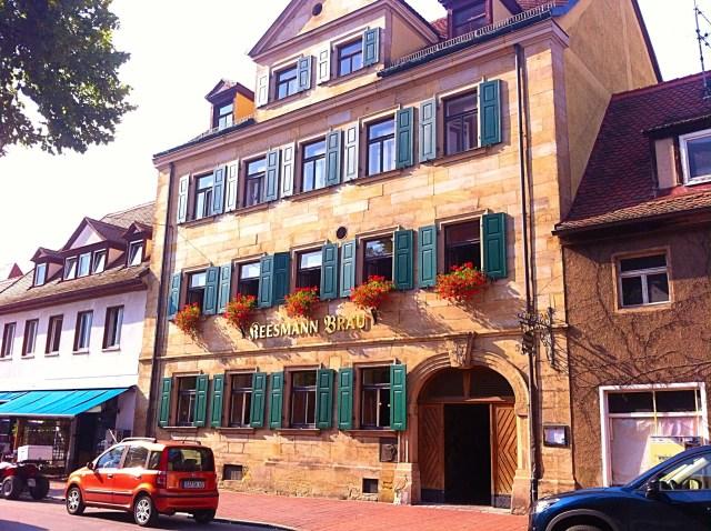 Bamberg backpackers Germany accommodation