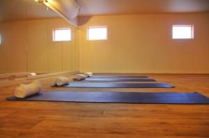 Bikram yoga Southside Glasgow scotland exercise