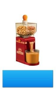 Peanut butter maker Christmas gift