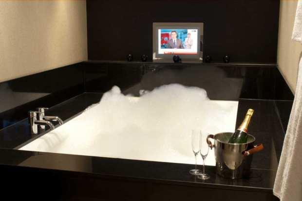 VIP Suite Bathroom the chester residence edinburgh