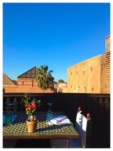 La sultana hotel marrakesh Marrakch Morocco cooking class