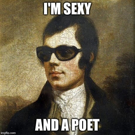 Burns Night – Some Glasgow Venue Suggestions
