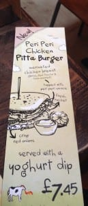 Handmade burger co Glasgow st Vincent street review