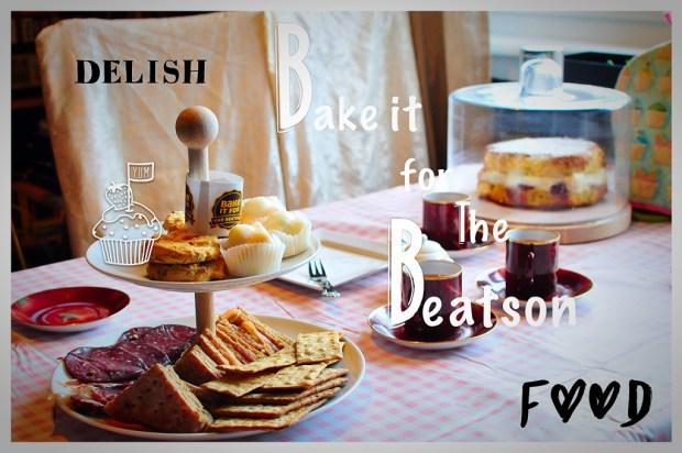 Bake it for the Beatson Glasgow,james Morton. LSA International