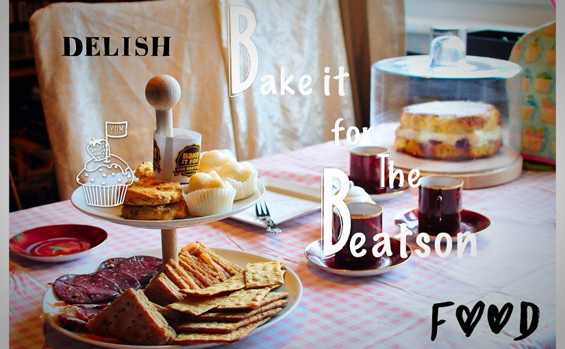 Bake it for The Beatson – fundraising for The Beatson Cancer Charity