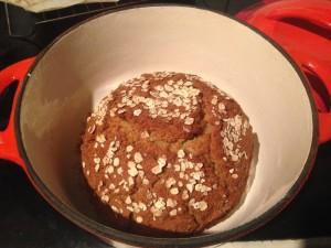 Easy soda bread recipe