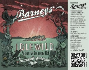 Barneys Label qr code