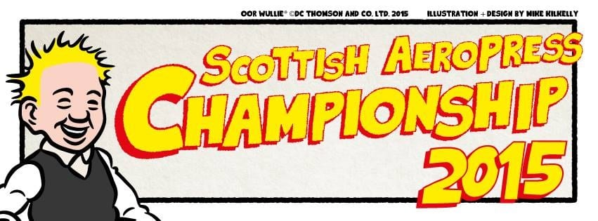 Scottish Aeropress Championships 2015