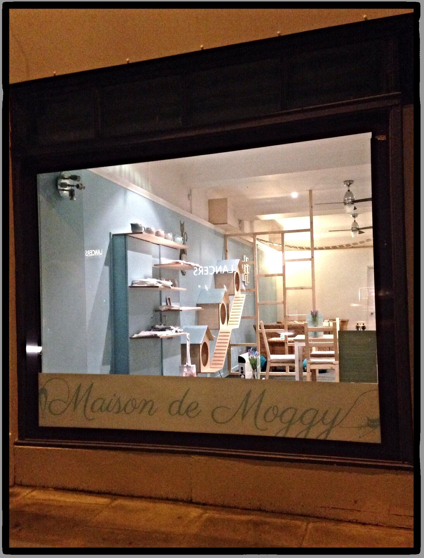 Maison De Moggy Cafe