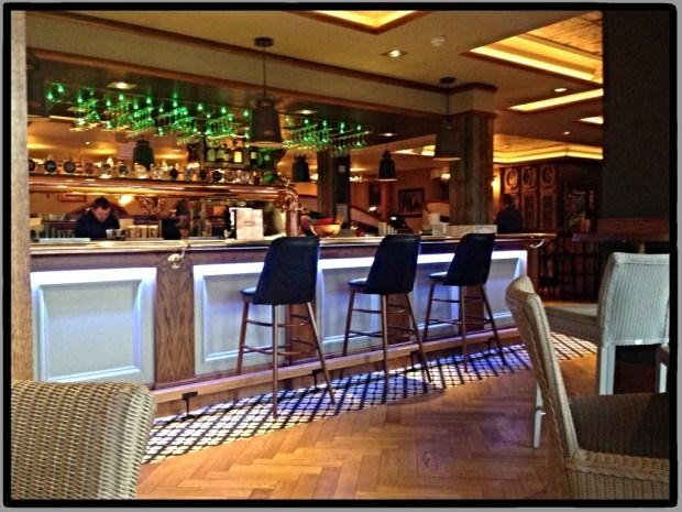 The busby hotel Glasgow
