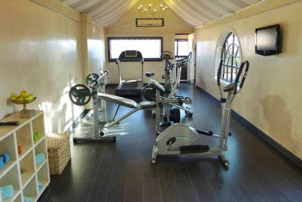 La Sultana - Roof Gym
