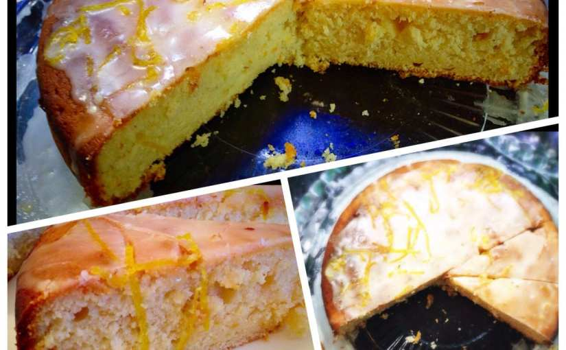 Recipe: Dan Lepard Lemon Butter Cake