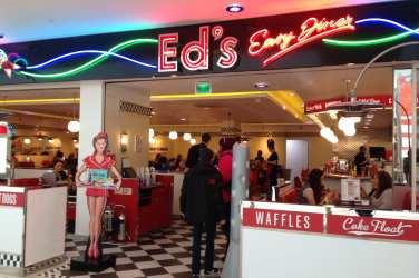 Ed's diner st Enoch shopping centre glasgow