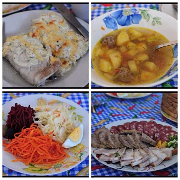 lunch food ukraine pripyat chernobyl