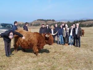 budding chefs scotland