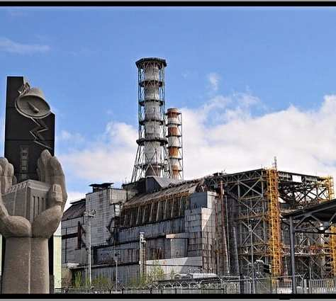 Chernobyl Nuclear Power Station