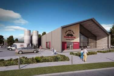 innis and gunn new brewery