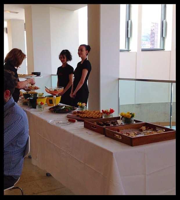 buffet theatre royal glasgow balcony bites glasgow foodie food and drink glasgow food blog