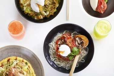 wagamama breakfast