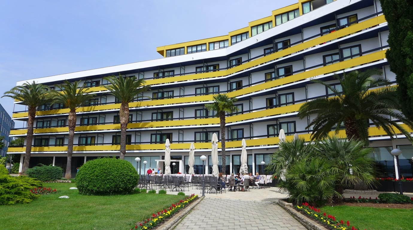 ilirija hotel croatia glasgow foodie explorers