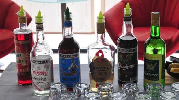 Ilirija_biograd_reception_welcome_drink