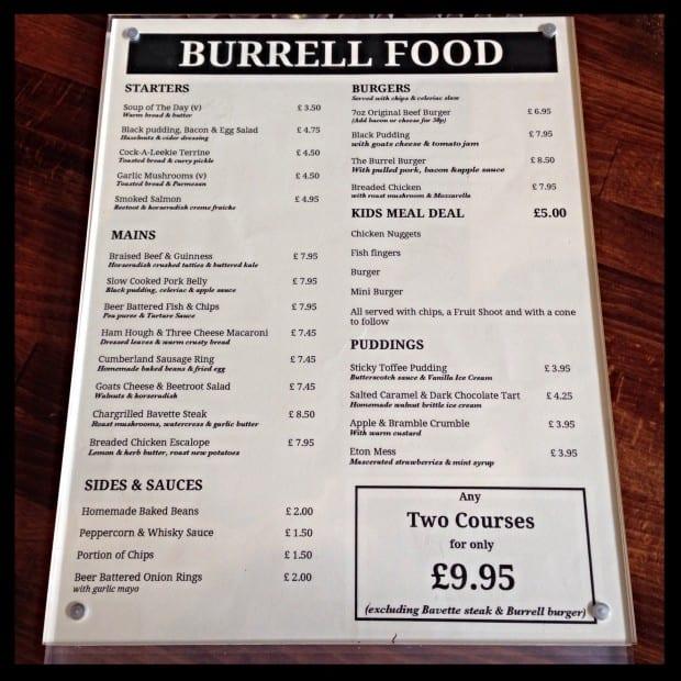 the burrell bar shawlands glasgow