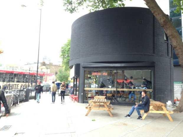 shoreditch grind old street london coffee glasgow foodie