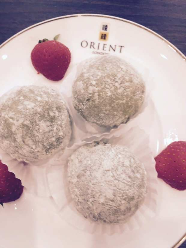 mochi Orient London Dim Sum