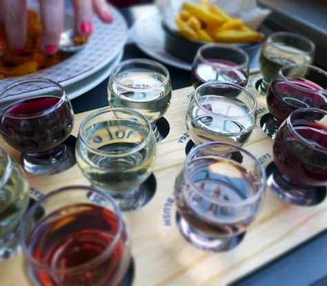 ASK Italian - Wine Flights